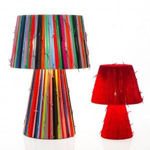 SHOELACES LAMPE DE TABLE DE METALARTE