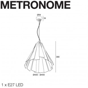 METRONOME DE DELTA LIGHT