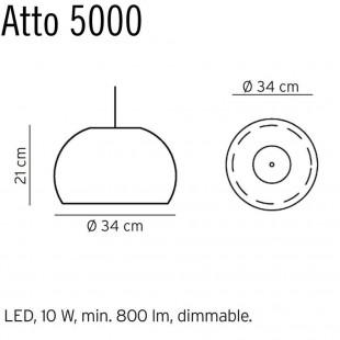 ATTO 5000 DE SECTO DESIGN