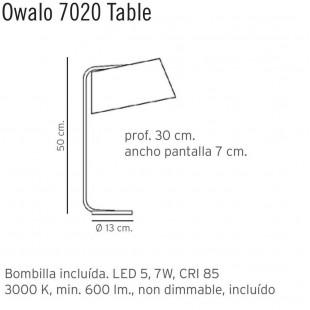 OWALO 7020 DE SECTO DESIGN