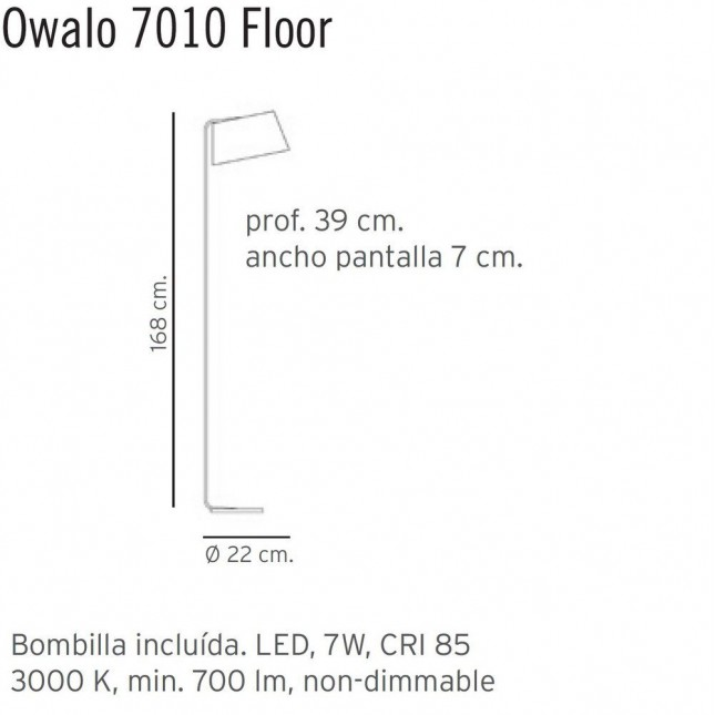 OWALO 7010 DE SECTO DESIGN