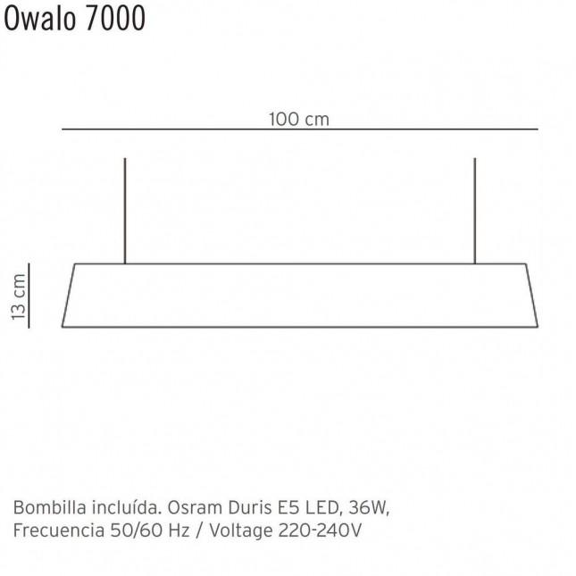 OWALO 7000 DE SECTO DESIGN