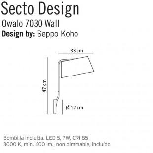 OWALO 7030 DE SECTO DESIGN