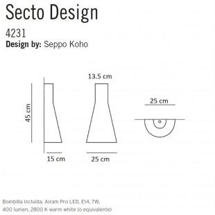 SECTO 4230 - 4231 DE SECTO DESIGN