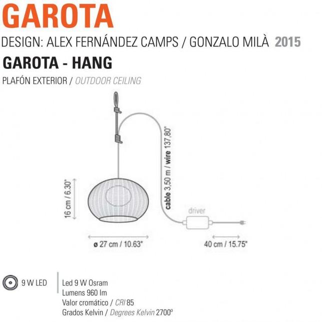 GAROTA - HANG DE BOVER