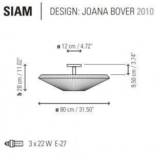 SIAM 80 BY BOVER