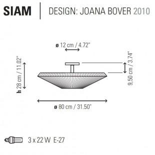 SIAM 80 DE BOVER