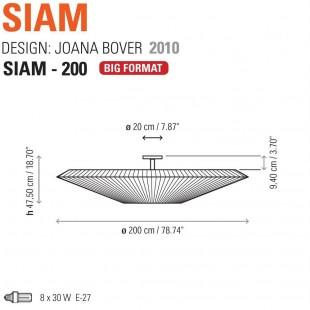 SIAM 200 DE BOVER