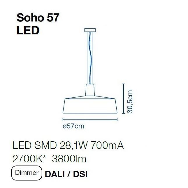SOHO 57 DE MARSET