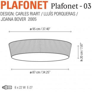PLAFONET DE BOVER
