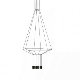 WIREFLOW 6 LEDS DE VIBIA