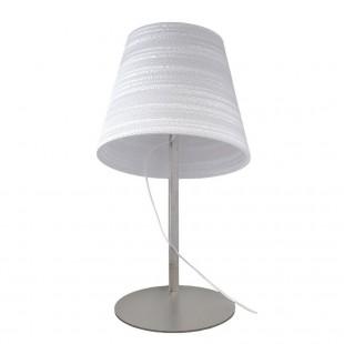 TILT WHITE TABLE LAMP BY GRAYPANTS