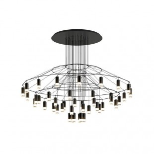 WIREFLOW CHANDELIER 0376 BY VIBIA