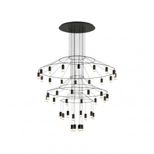 WIREFLOW CHANDELIER 0377 BY VIBIA