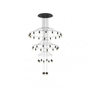 WIREFLOW CHANDELIER 0378 BY VIBIA