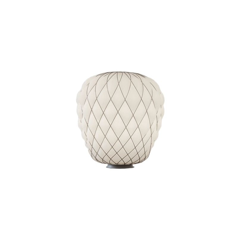 PINECONE TABLE LAMP BY FONTANA ARTE