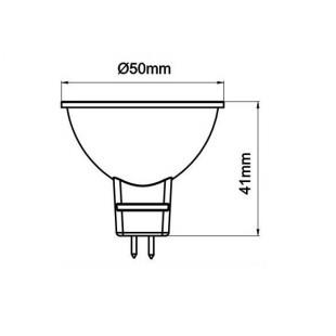AMPOULE LED MR16 12V