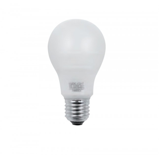 LED BULB E27 DIMMABLE BY LUX LIGHT