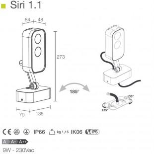 SIRI 1.1 DE LUCE & LIGHT