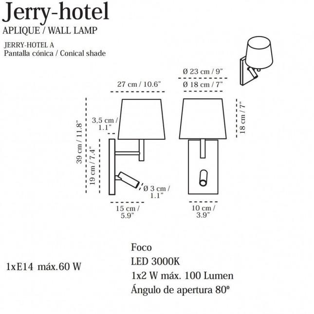 JERRY HOTEL DE CARPYEN