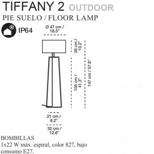 TIFFANY OUTDOOR BY CARPYEN