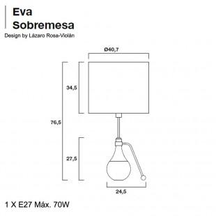 Eva m Gr by Metalarte