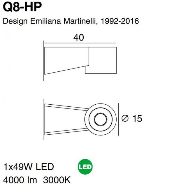 Q8-HP DE MARTINELLI LUCE