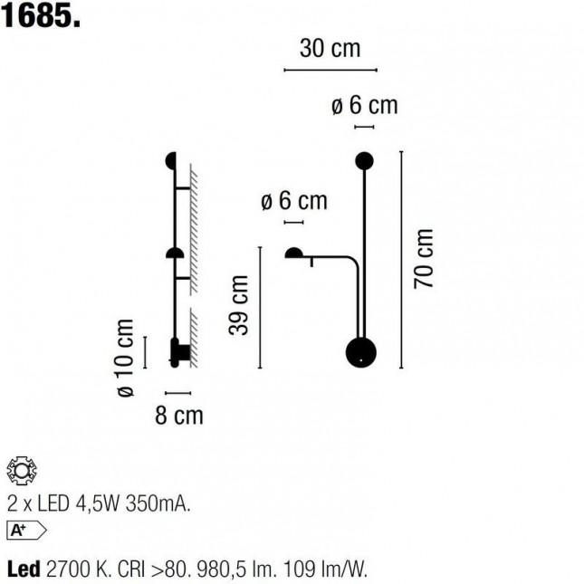 PIN 1685 / 1686 DE VIBIA