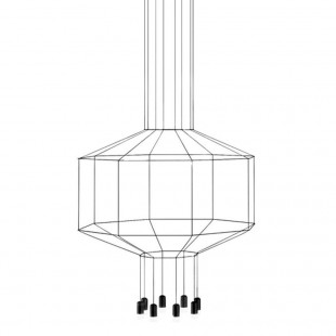 WIREFLOW 8 LEDS BY VIBIA