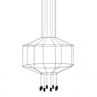 WIREFLOW 8 LEDS DE VIBIA