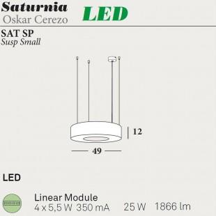 SATURNIA LED DE LZF