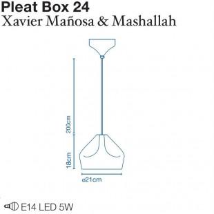 PLEAT BOX 24 DE MARSET