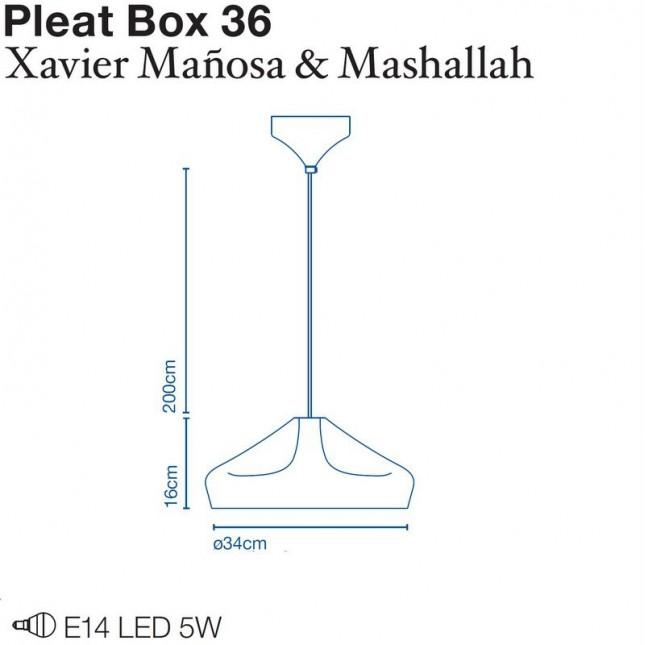 PLEAT BOX 36 DE MARSET