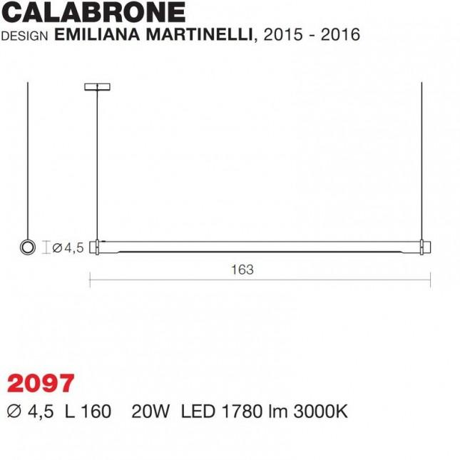 CALABRONE DE MARTINELLI LUCE