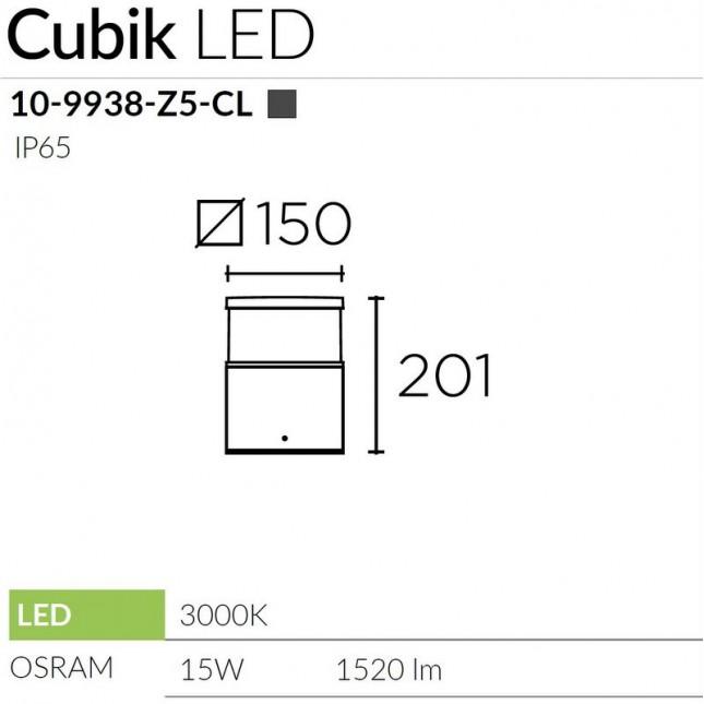 CUBIK LED BY LEDS C4