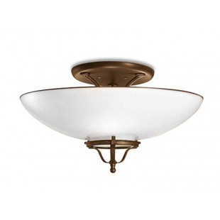 COUNTRY CEILING LAMP BY IL FANALE