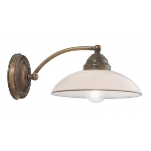 COUNTRY WALL LAMP 082.17.OV BY IL FANALE