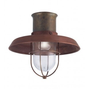 Patio outdoor ceiling lamp Il Fanale