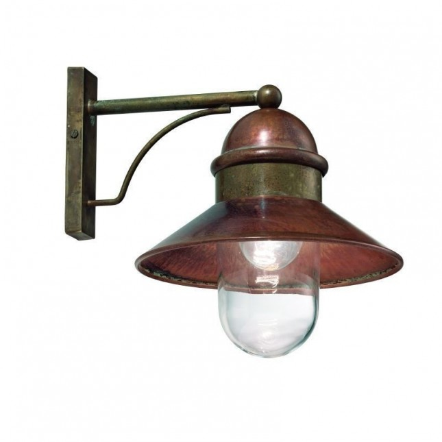 BORGO OUTDOOR WALL LAMP 244.05 BY IL FANALE