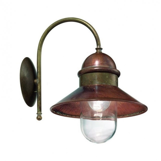 BORGO OUTDOOR WALL LAMP 244.06 BY IL FANALE