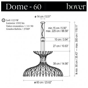 DOME BY BOVER