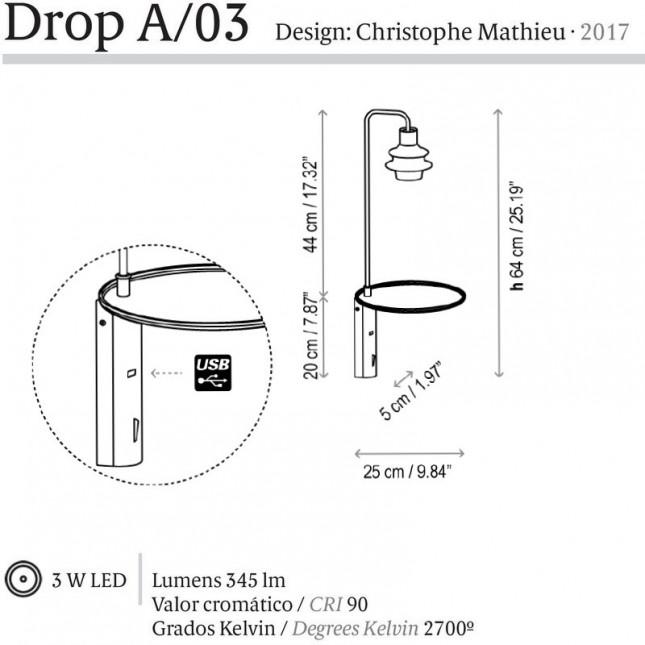 DROP A/03 DE BOVER