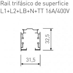 TRACK THREE-PHASE BY TROLL