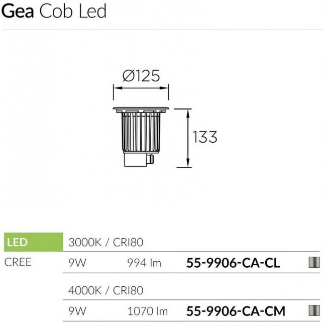 GEA COB LED DE LEDS C4