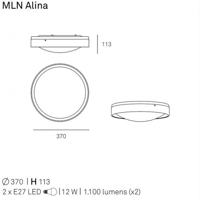ALINA BY MILAN ILUMINACION