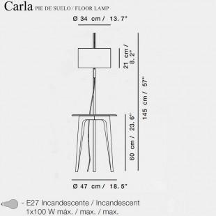 CARLA DE CARPYEN