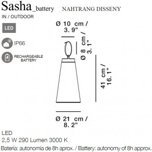 SASHA BATTERY DE CARPYEN
