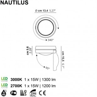 NAUTILUS CEILING BY LODES