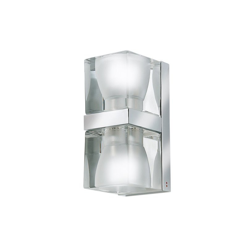 CUBETTO WALL LAMP DOUBLE BY FABBIAN
