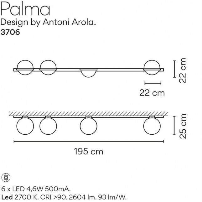 PALMA 3706 DE VIBIA